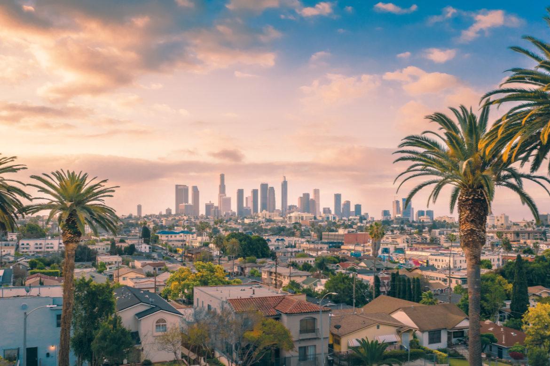 CBD in Los Angeles